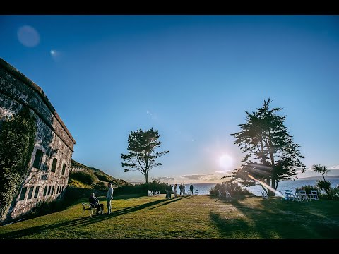 Promotional video content for Cornish wedding venue