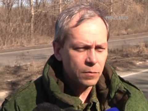 Боевики отводят тяжелое вооружение из 4 городов Украины
