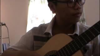 Cây đàn bỏ quên-guitar