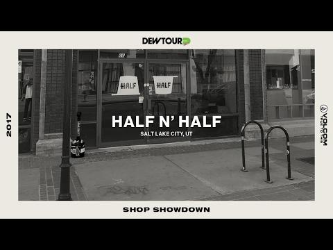 Shop Showdown Round 3 | Half n' Half (Salt Lake City, UT) | TransWorld SKATEboarding