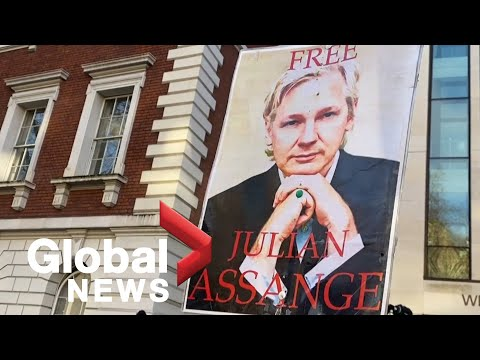 UK court rejects Julian Assange's bail plea