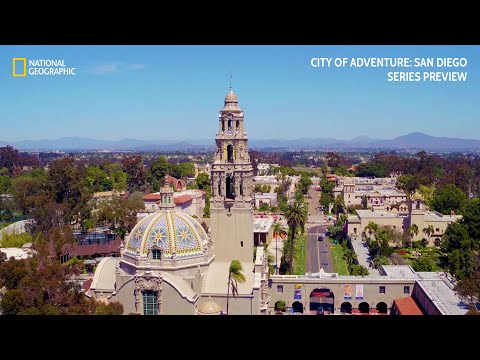 National Geographic's City of Adventure: San Diego Series Preview