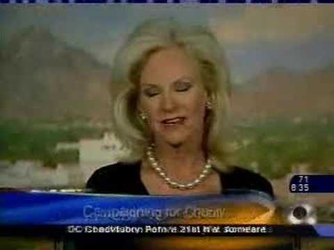 """Cindy McCain on """"The Early Show"""""""