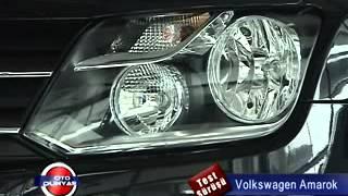 Oto Dünyası VW Amarok Test