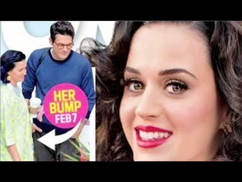 Katy Perry Pregnant With John Mayer's Baby?!