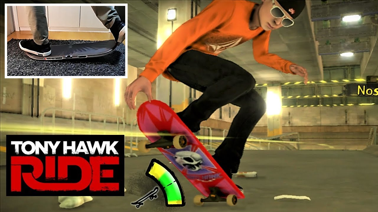 Tony Hawk: Ride #3 - Chicago!