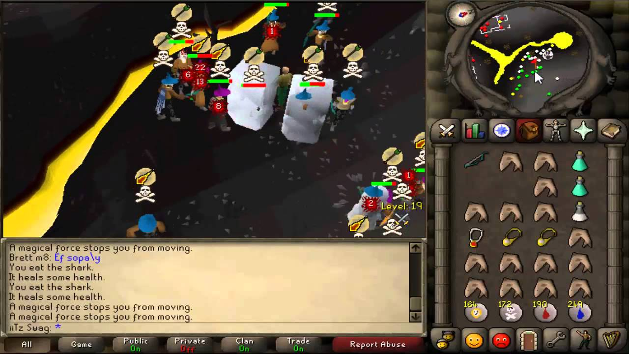 OSRS] Exiled Force Pure Clan - Recruiting - Zybez RuneScape