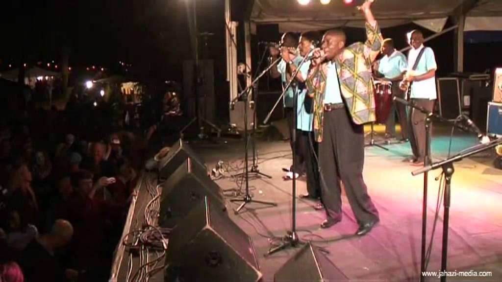 Mlimani Park on stage - YouTube