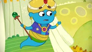 Cartoons For Kids - Kit^n^Kate: Gone Wishing / The Space Squid Kid
