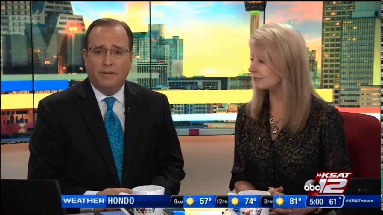 Ksat 12 morning news anchors