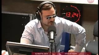 Алексей Чадов на радио Маяк