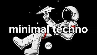 Minimal Techno Mix – October 2019