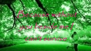 Thank God I found You - lyrics (mariah carey)