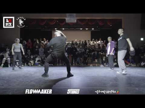 [TOP8-4]WAACKXXY,RHYTHMGATE vs JAECHAN,HOAN @ UNDERDOG vol.1 | 2vs2 Freestyle Battle | LB-PIX