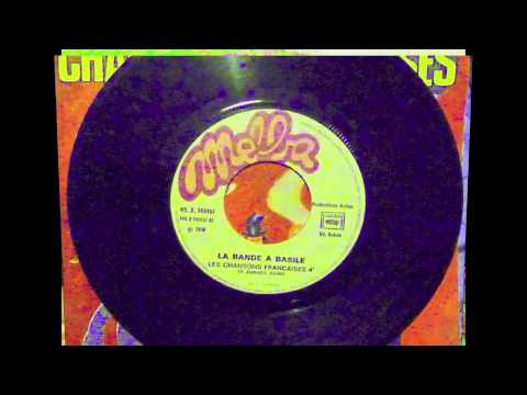 La bande à Basile - Les chansons françaises 1976