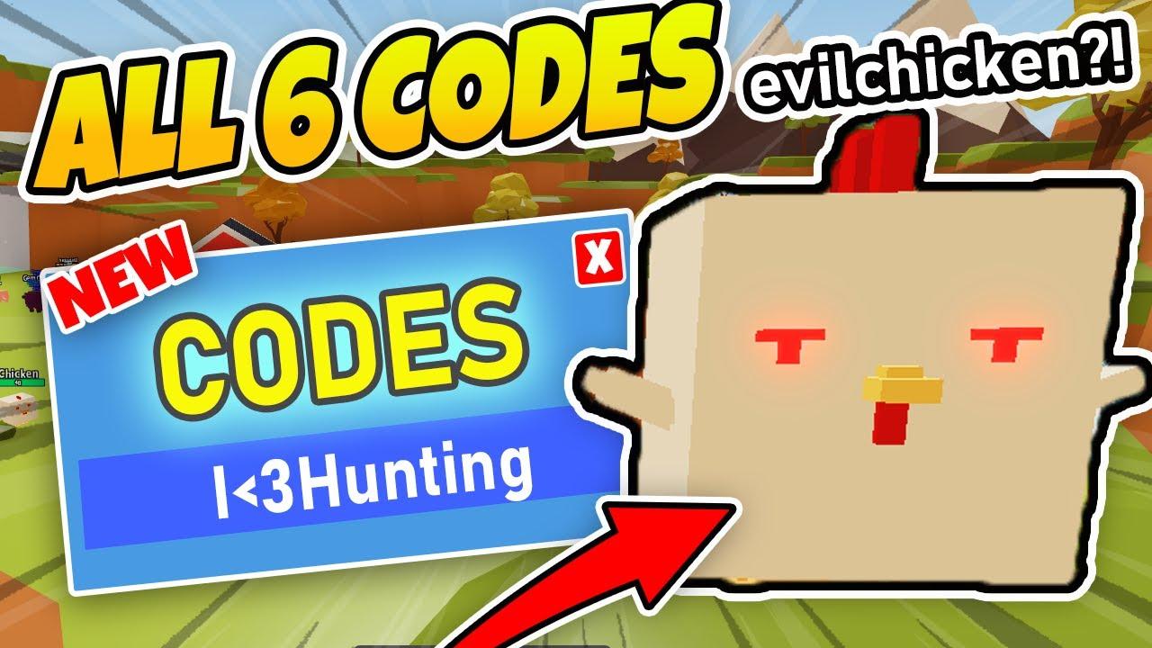 roblox codes hunting simulator 2