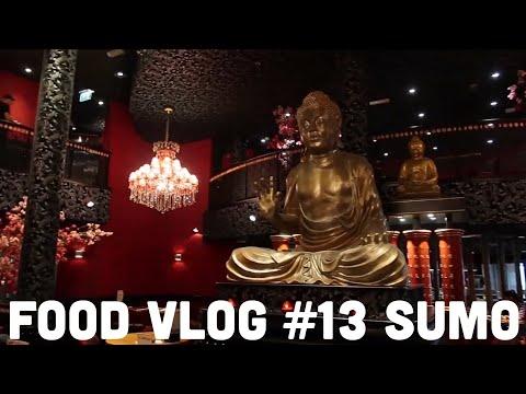 Food Vlog| Sushi| Sumo | Amsterdam