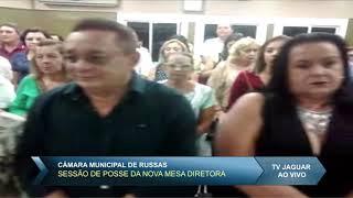 SESSÃO CÂMARA MUNICIPAL DE RUSSAS 04/01/2019