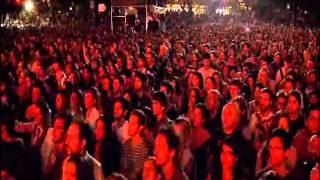 Pedro Aznar y Roxana Amed - Volver a los 17 - Buenos Aires - 10/02/2012
