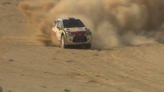 Qatar Rally 2013 - رالي قطر الدولي 2013