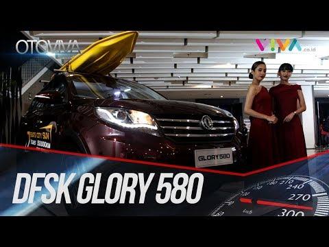 Gandeng Agnez Mo, DFSK Kenalkan Glory 580 Pesaing CRV