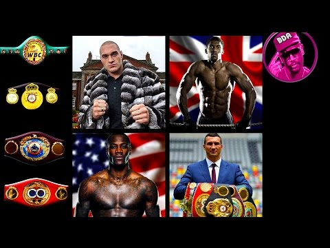 Boxing Explained - Heavyweights Pt.1