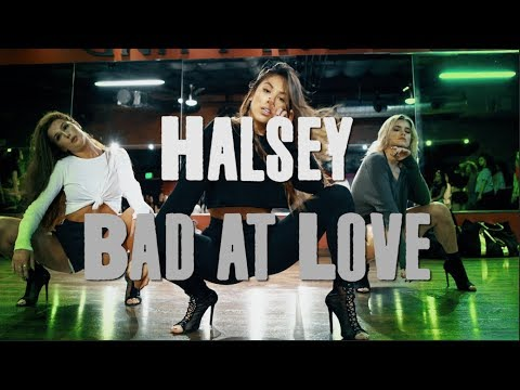 Bad at Love  Halsey  Brinn Nicole Choreography
