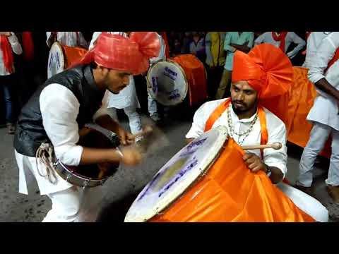 Indrajimi from bajrangi dhol pathak beed
