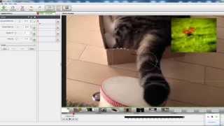 Как сделать эффект картинка в картинке(Вставка одного видео в другое в бесплатном видеоредакторе. Скачать программу: http://www.softfly.ru/multimediya/konvertory-i-videor..., 2015-04-26T08:58:44.000Z)