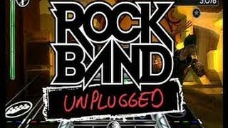 Rock Band Unplugged - Sony PSP - Game Trailer - TV Advert - TV Spot - Backbone Entertainment - 2009