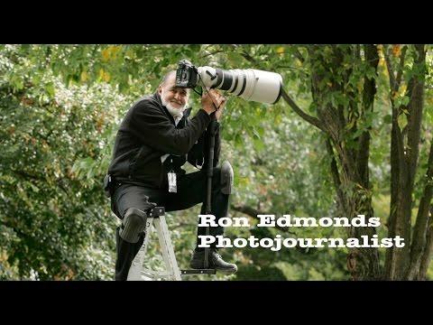 Ron Edmonds, A Califorrnia Surfer in the President