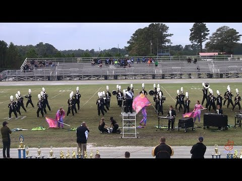 Hobbton High School Marching Band at Midway 10/5/2019