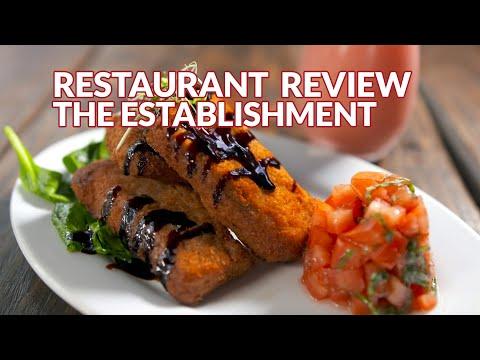 Restaurant Review - The Establishment  | Atlanta Eats