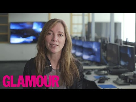Video Game Developer Bonnie Ross on Halo, Technology, and Good Storytelling l Glamour