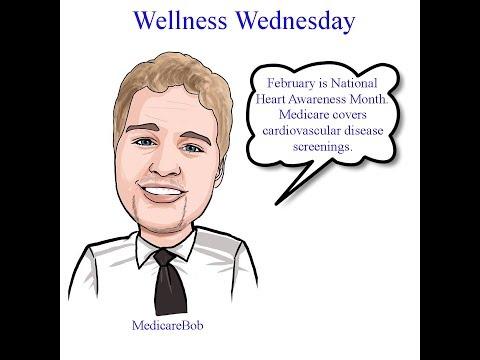 Welllness Wednesday Heart Awareness Month