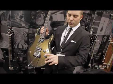 Ernie Ball: NAMM 2012 Product Showcase