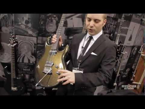 Ernie Ball: NAMM 2012 Product Showcase