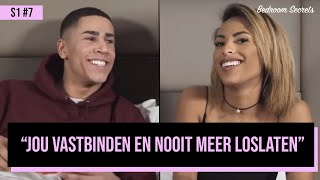 MEZDI wil NIET met LAETITIA in BED!? - Bedroom SECRETS Eps 7