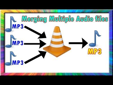 How to join multiple mp3 files together using vlc media player (100% genuine)