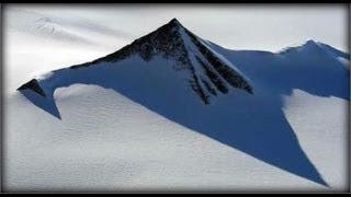 ANCIENT PYRAMIDS IN ANTARTIC? JULY 25 2013 (EXPLAINED)