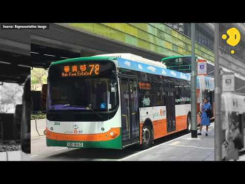 Shenzhen in China replaces buses running on gas with electric buses