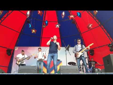 Концерт кавер группы Jagger Rock Band, Красноярск
