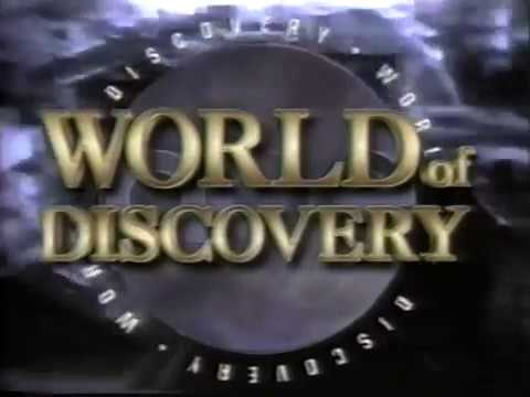 ABC World of Discovery May 21, 1994 Bumpers (repeated April 5, 1997)