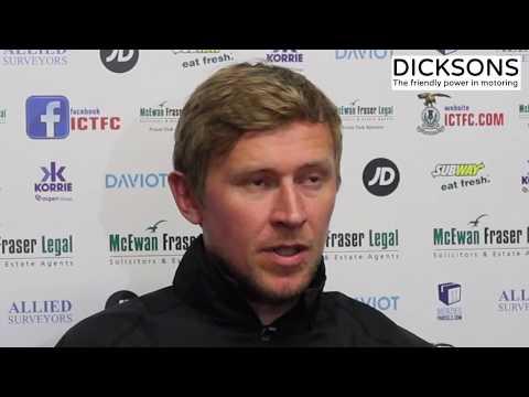 CaleyJagsTV : Richie Foran Match Preview v Motherwell : 18/05/17