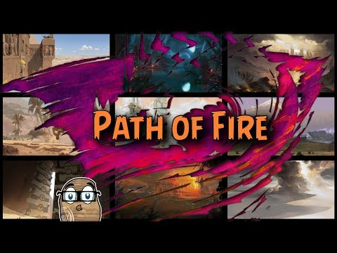 EVERYTHING To Know About Guild Wars 2 Path of Fire in Ten Minutes
