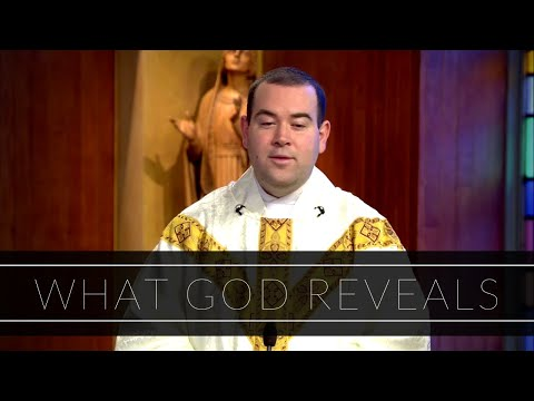 What God Reveals | Homily: Father Peter Stamm