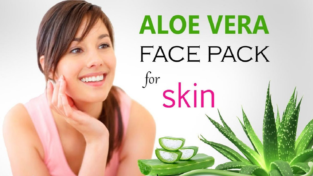 5 Aloe Vera Face Packs For Different Skin types  HealthCare.