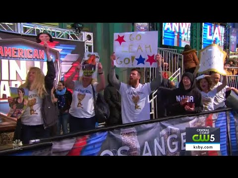 Results Of Local 'American Ninja Warrior' Competitors