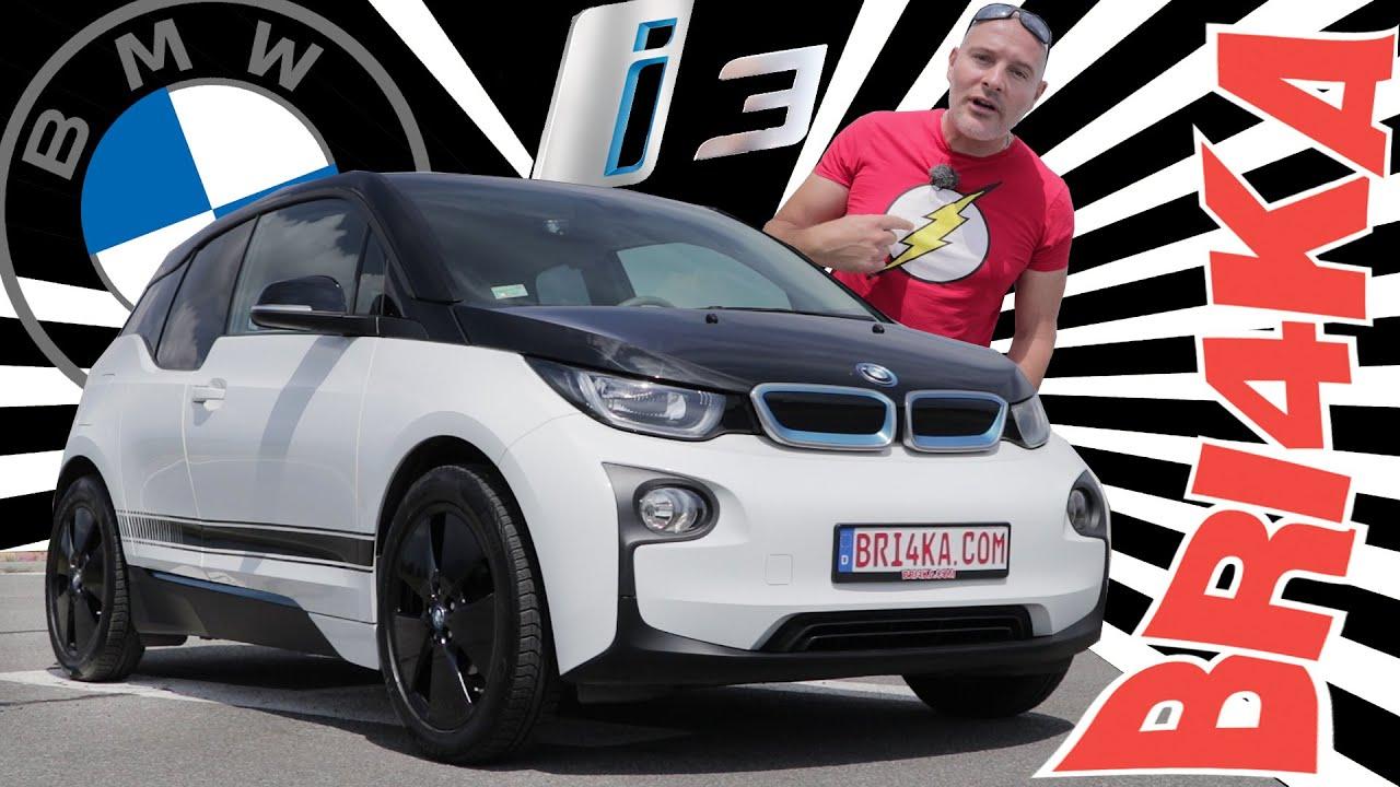 BMW i3   Test and Review   Bri4ka.com