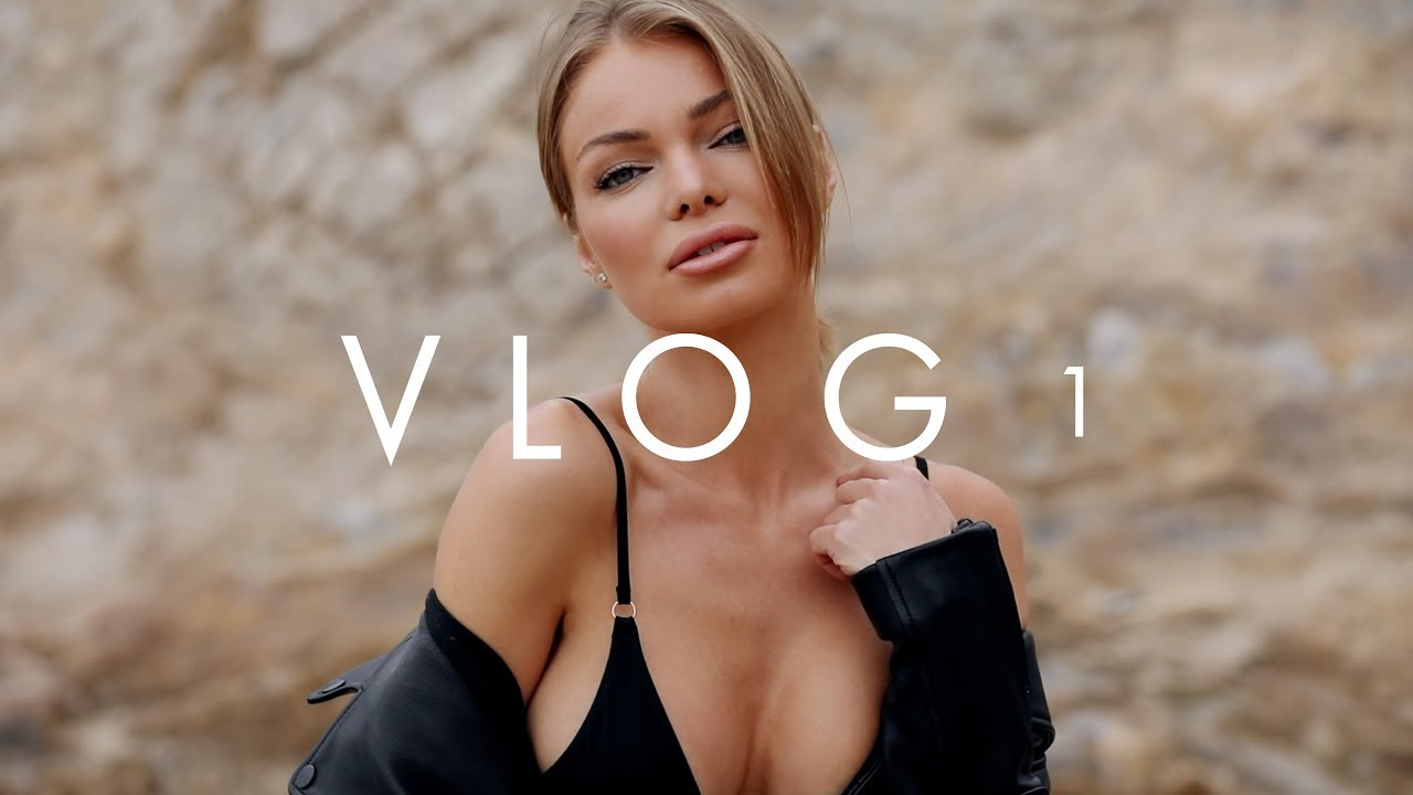 VLOG 1   BEHIND THE SCENES   ANNA CASEY